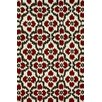 nuLOOM Pop Burgundy Sonia Area Rug