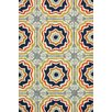 <strong>Homestead Multi Spanish Tiles Outdoor Trellis Rug</strong> by nuLOOM