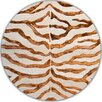 nuLOOM Earth Soft Zebra Brown Area Rug