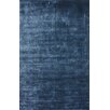 nuLOOM Brilliance Navy Solid Area Rug