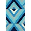 <strong>Cine Blue Roxy Rug</strong> by nuLOOM