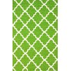 <strong>nuLOOM</strong> Veranda Green Filigree Outdoor Rug