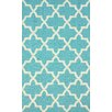 <strong>nuLOOM</strong> Serendipity Light Turquoise Steccia Rug