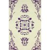 nuLOOM Gradient Purple Philip Area Rug