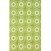 nuLOOM Serendipity Green Super Bold Area Rug