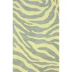 nuLOOM Earth Yellow Madagascar Area Rug