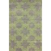 <strong>nuLOOM</strong> Gradient Green Carrey Rug