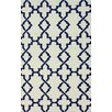 nuLOOM Flatweave Ivory Willow Area Rug