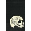 nuLOOM Goodwin Skull Rug