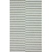 nuLOOM Brilliance Light Grey Stitch Rug