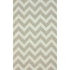 nuLOOM Homestead Beige Meredith Chevron Area Rug