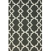 nuLOOM Flatweave Grey Willow Area Rug