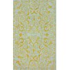 nuLOOM Brilliance Gold/White Brooklyn Area Rug