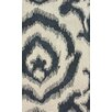 nuLOOM Goodwin Cream/Black Sketched Swirl Area Rug