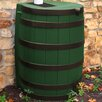 <strong>Rain Wizard 40 Gallon Rain Barrel with Darkened Ribs</strong> by Good Ideas