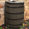 <strong>Good Ideas</strong> Rain Wizard 40 Gallon Rain Barrel with Darkened Ribs