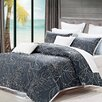 North Home Rio 3 Piece Duvet Cover Set