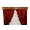BCL Drapery Hardware Braid Curtain Cornice