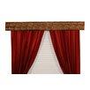 BCL Drapery Hardware Weave Curtain Cornice