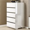 Star International Icon 5 Drawer Chest