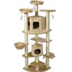 "<strong>Go Pet Club</strong> 80"" Cat Tree"