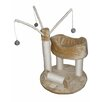 "Go Pet Club 34"" Cat Tree in Beige"