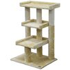 """<strong>35"""" Cat Tree and Scratcher Post</strong> by Go Pet Club"""
