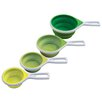 <strong>Chef'N</strong> Vibe 4 Piece Collapsible Measuring Cup Set
