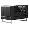 DG Casa 5th Ave Club Chair in Black