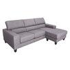 DG Casa Torino Sectional Sofa