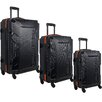 <strong>Timberland</strong> Boscawen 3 Piece Luggage Set