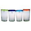<strong>Global Amici</strong> Baja Highball Glass (Set of 4)