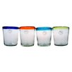 <strong>Global Amici</strong> Baja Assorted Glass (Set of 4)