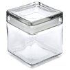 <strong>Anchor Hocking</strong> Stackable Square Jar