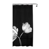 Maytex Tulip Photoreal PEVA Vinyl Shower Curtain