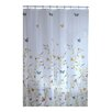 <strong>Garden Flight Vinyl Shower Curtain</strong> by Maytex