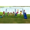 Flexible Flyer Fun Time Again Swing Set