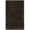 <strong>Acura Rugs</strong> Animal Hide Brown / Black Fur Rug