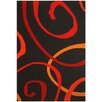 <strong>Contempo Black/Red Rug</strong> by Acura Rugs