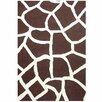 <strong>Acura Rugs</strong> Contempo Brown/WhiteRug