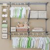 Delta Children Nursery Closet Storage Set