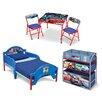 Delta Children Disney Cars 3-Piece Room Set
