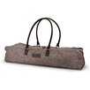 <strong>Crescent Moon</strong> Metro Yoga Bag in Brown / Brown
