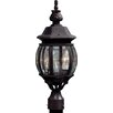 <strong>Artcraft Lighting</strong> Classico 3 Light Outdoor Post Lantern
