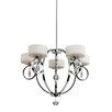 Artcraft Lighting Piccadilly 5 Light Chandelier