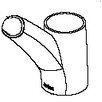 <strong>Signature Pull-Out Kitchen Spout Hub Assembly</strong> by Delta