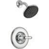 Delta H2Okinetic Linden Monitor 14 Series Shower Trim with Touch-Clean Showerhead