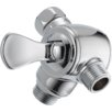 Delta Universal Showering Components 3-Way Arm Diverter Valve for Handshower