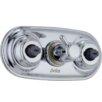 Delta Xo Jet Module Six Function Diverter Shower Faucet Trim
