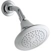 <strong>Kohler</strong> Forté 2.5 GPM Single Function Wall-Mount Showerhead
